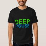 love DEEP HOUSE music t-shirt