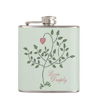 Love Deeply Flask