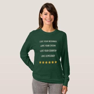 Love Democracy T-Shirt