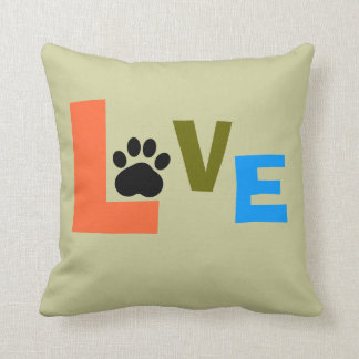 LOVE DOGS CUSHION