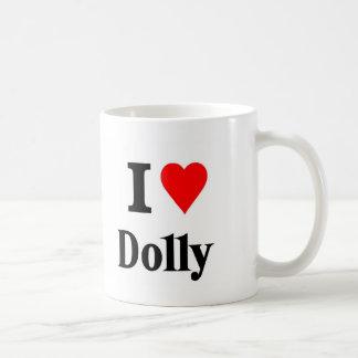 Love dolly coffee mug