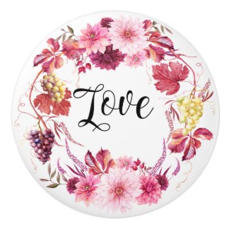 Love Door or Drawer Knob
