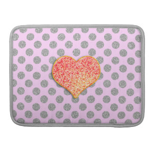 "LOVE DOTS -Custom Your Color- Macbook Pro 13"" Sleeve For MacBooks"