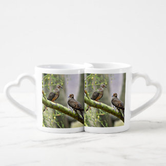 Love Doves Coffee Mug Set