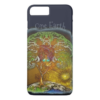 Love Earth Tree Of Life iPhone 8 Plus/7 Plus Case
