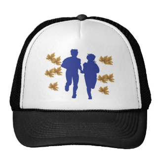Love exercise cap