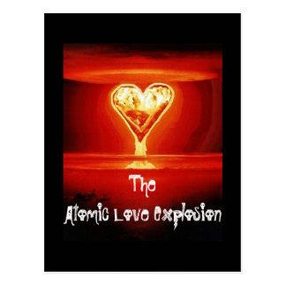 Love Explosion postcard