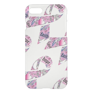 Love, Faith, and Hope for Fighters iPhone 7 Case