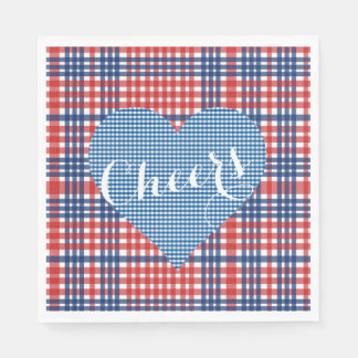 Love Fall Country Kitsch Wedding Party Napkins Paper Napkins