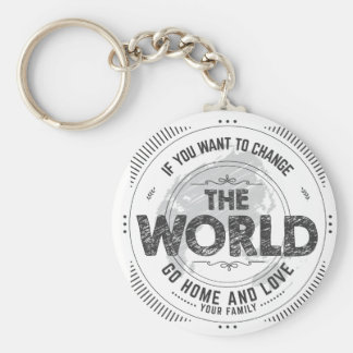 love family key ring
