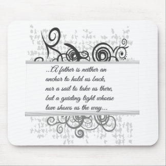 Love Father-Guiding light Mousemats