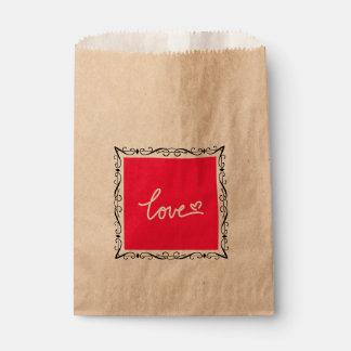 Love favour Bags