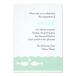 Love Fish 2 Card