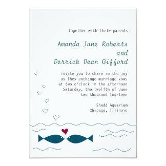 Love Fish Card