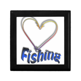 love fishing gift box