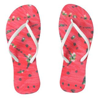 Love Flow Flip Flops