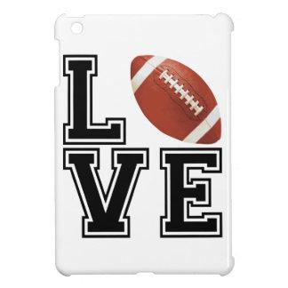 Love Football College Style iPad Mini Case