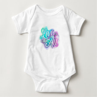 Love for All Baby Shirt