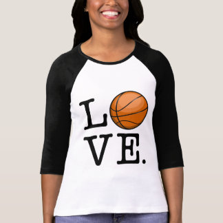 Love for Basketball T-Shirt