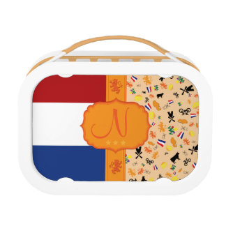 Love for Holland - Monogram Lunchboxes
