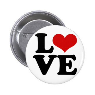 Love For Lovers and Valentines Day Design novelty Pin