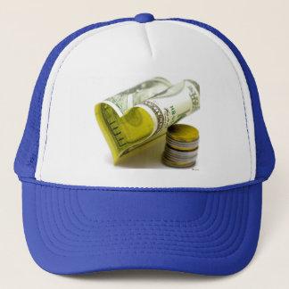 LOVE FOR MONEY TRUCKER HAT
