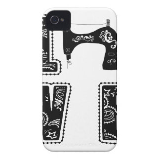 love for sewing iPhone 4 covers