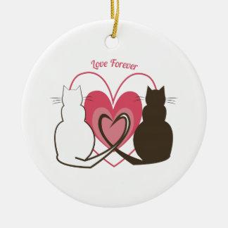 Love Forever Ornament