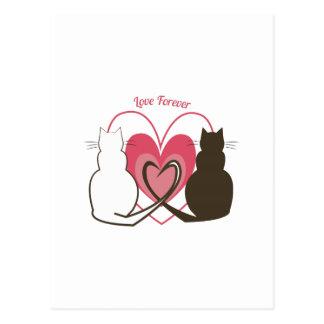 Love Forever Post Card