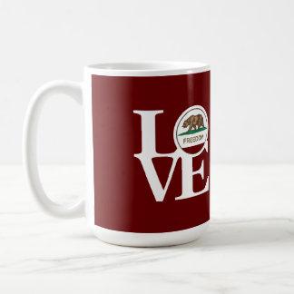 LOVE Freedom 15oz Mug