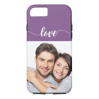 Love Friendship Photo Case