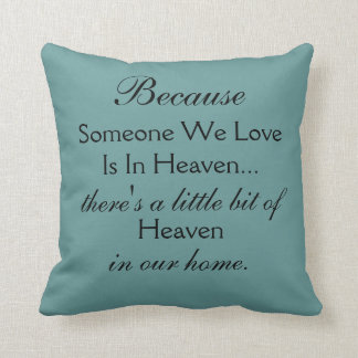 Love from Heaven Cushion