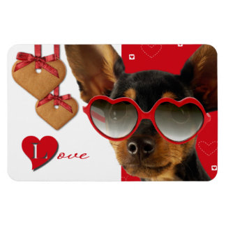 Love Fun Valentine s Day Gift Magnet Rectangle Magnet