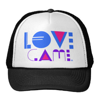 """Love Game"" Hat"