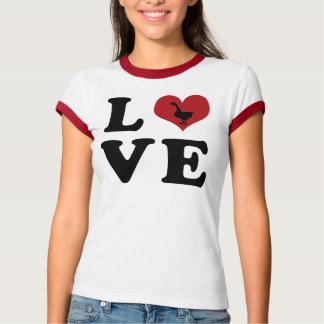 LOVE - Geese T-Shirt