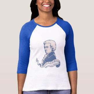 Love = Genius -Mozart T-Shirt