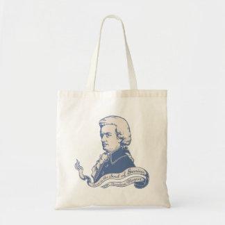 Love = Genius -Mozart Tote Bag