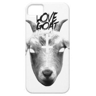 Love goat iPhone 5 cases