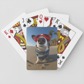 Love Goggles Playing Cards