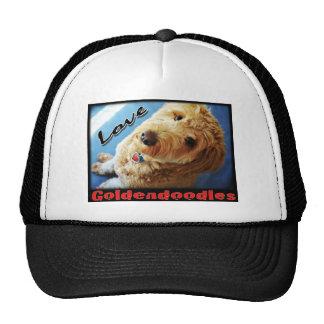 Love Goldendoodles Cap