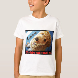 Love Goldendoodles T-Shirt