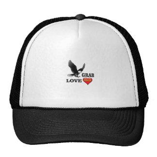 love grab fowl cap