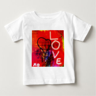 Love Graffiti Baby T-Shirt