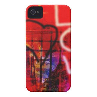 Love Graffiti Case-Mate iPhone 4 Case