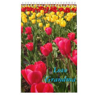 Love Grandma Calendar