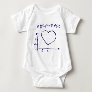 Love Graphic Baby Bodysuit