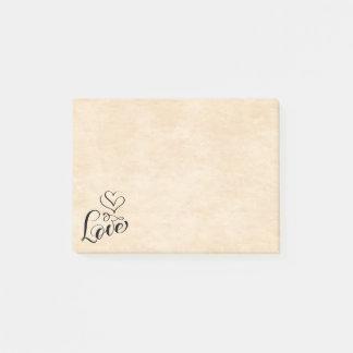 Love, Gratitude, Life Motivational Quote, Dreams Post-it Notes