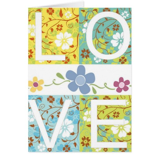 Love Greeting Cards Greeting Card