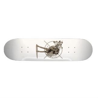Love_Gun 18.1 Cm Old School Skateboard Deck