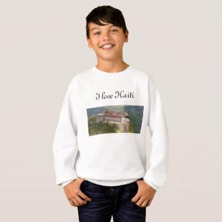 love haiti sweatshirt